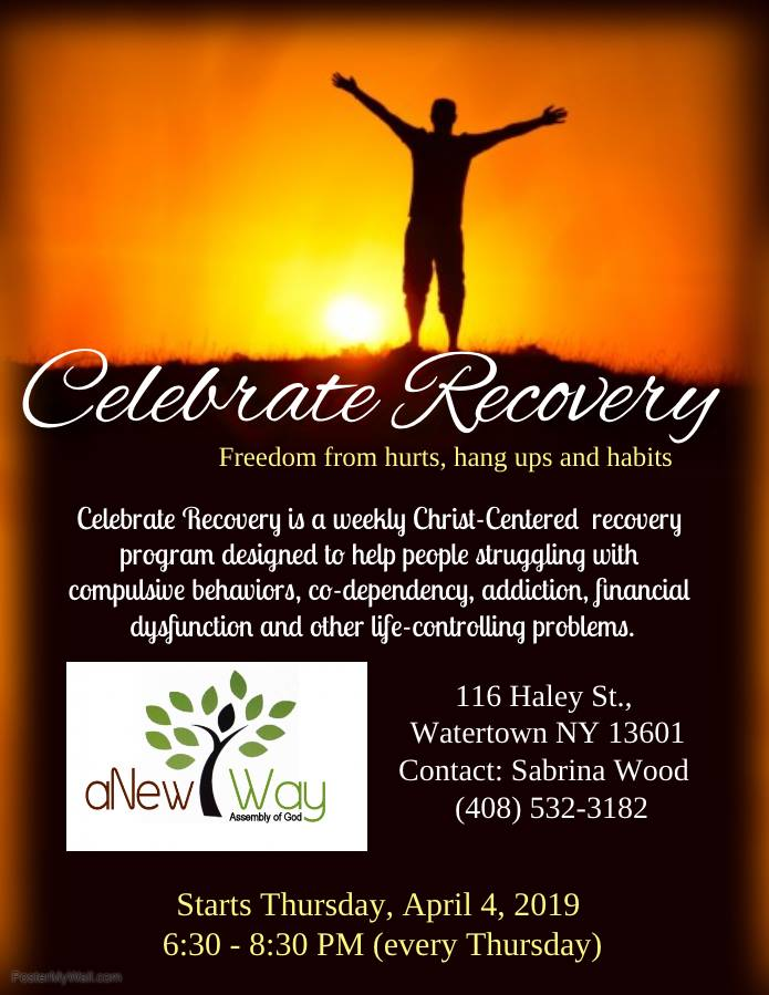 Celebrate Recovery1